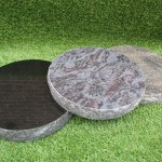 Trittplatten Ø 30cm